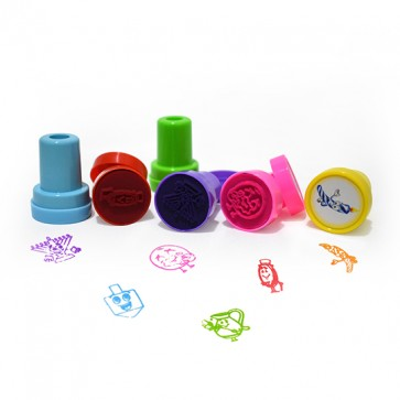 Chanukah Ink Stamps