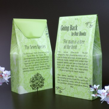 Tu Bishvat Box in English