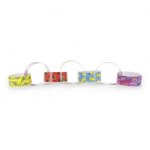 Paper Chain For The Sukkah