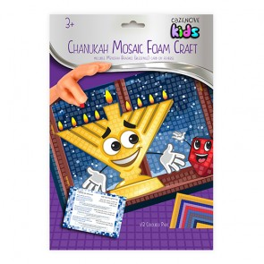 Chanukah Mosaic Art Set